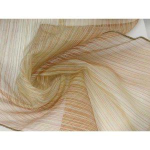 Кафяко - червен плат за тънки пердета