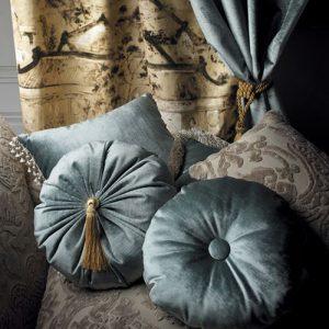 Дамаски - интериорен текстил